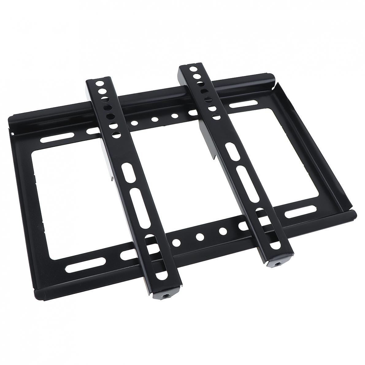 Image 4 - Universal Thin 25KG 14   42 Inch TV Wall Mount Bracket Flat Panel TV Frame with Gradienter for LCD LED Monitor Flat PanTV Mount   - AliExpress