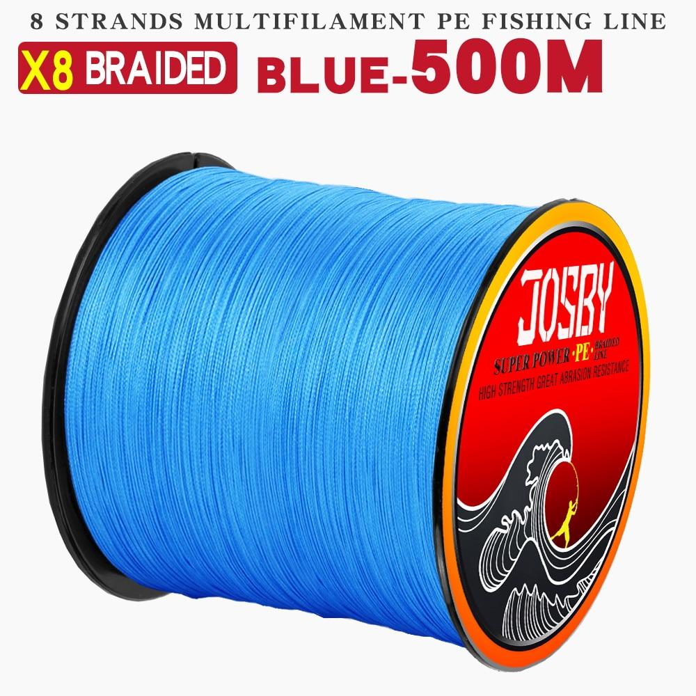 8 braid fishing line (500M) (1)