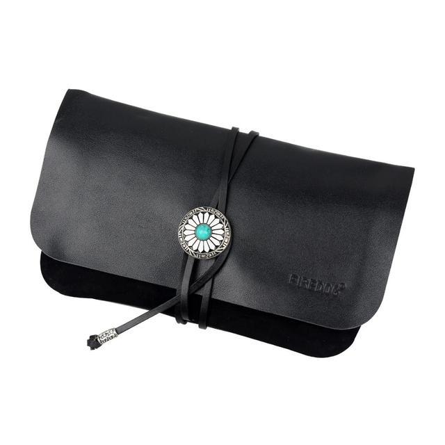 FIREDOG sigara tütün kesesi hakiki deri tütün çantası durumda boru haddeleme makinesi taşıma ot ot