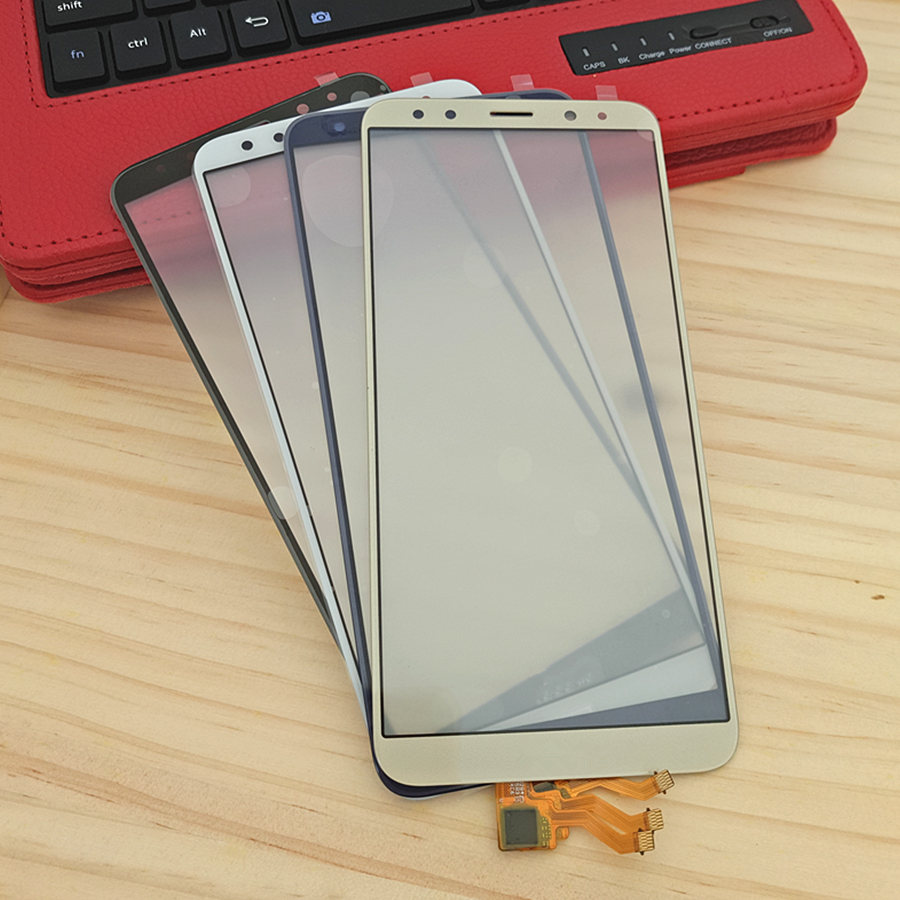 FOR Huawei Mate 10 Lite MATE10 lite Touch Screen Glass Panel Digitizer Sensor Touchpad Front Glass Panel Repair Spare Parts in Mobile Phone Touch Panel from Cellphones Telecommunications