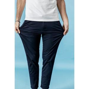Image 2 - سيموود 2020 ربيع جديد الكاحل طول سراويل تقليدية الرجال السراويل المرنة حجم كبير ماركة الملابس عالية الجودة 190317