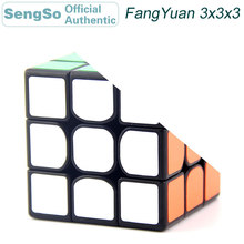 ShengShou FangYuan 3x3x3 Magic Cube 3x3 Cubo Magico Professional Neo Speed Cube Puzzle Antistress Fidget Toys For Children shengshou flying edge 3x3x3 magic cube 3x3 cubo magico professional neo speed cube puzzle antistress fidget toys for children