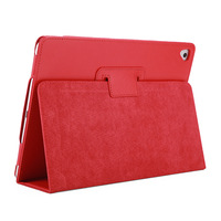 GrassRoot For Apple Ipad Air 2 Case Flip Litchi PU Leather Wake Up Sleep Cover For