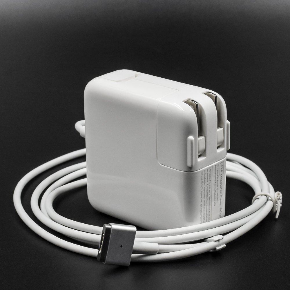 """BINFUL 100% New Macsafe 2 45W 14.85V 3.05A Laptop Power Adapter Charger For apple MacBook Air 11"""" 13"""" A1465 A1436 A1466 A1435 6"""