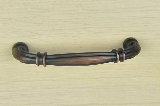 Oil Rubbed Bronze Cabinet Bar Hardware S Pulls Hinges Handles C 128mm