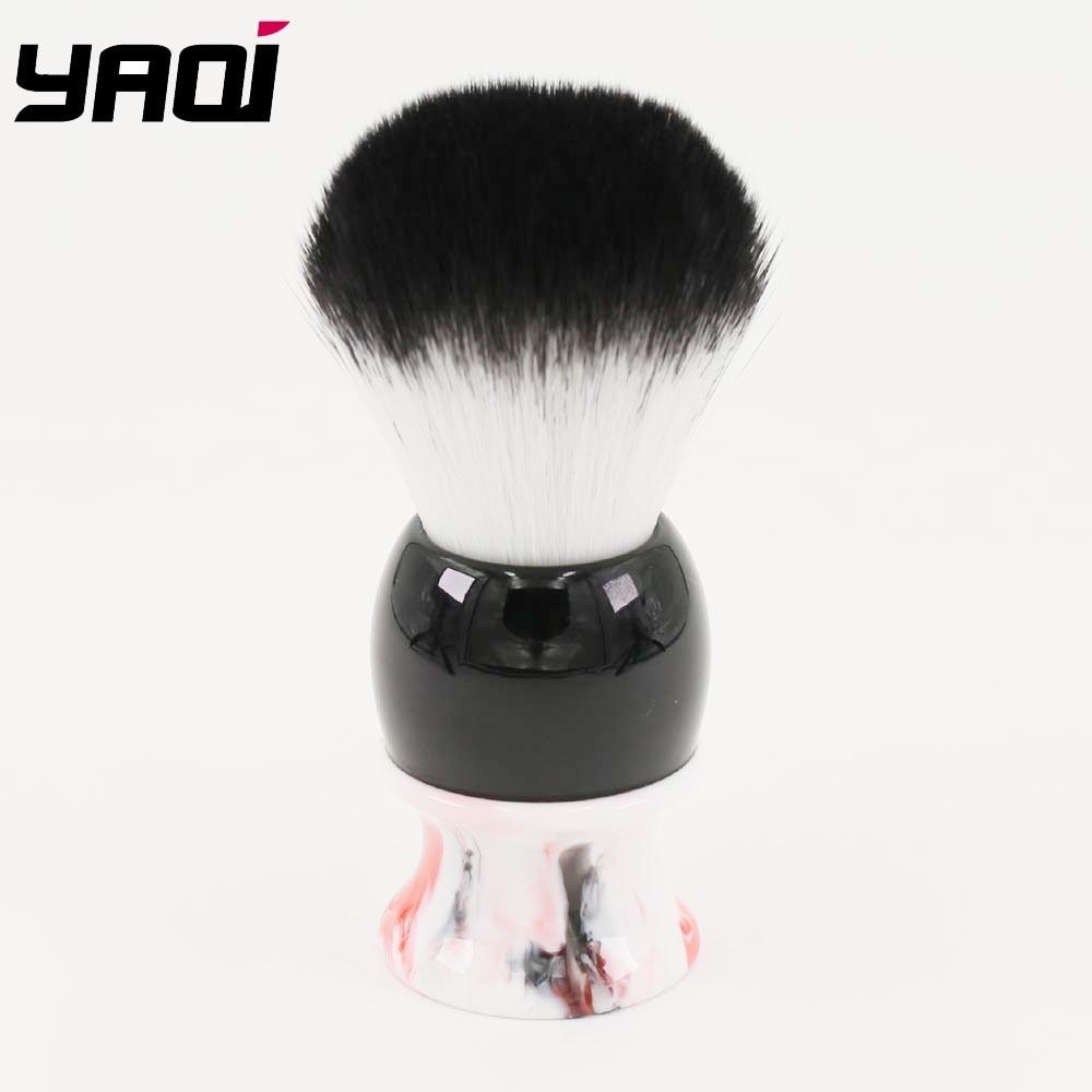 Yaqi 24mm Giotto Synthetic Hair Shaving Brush
