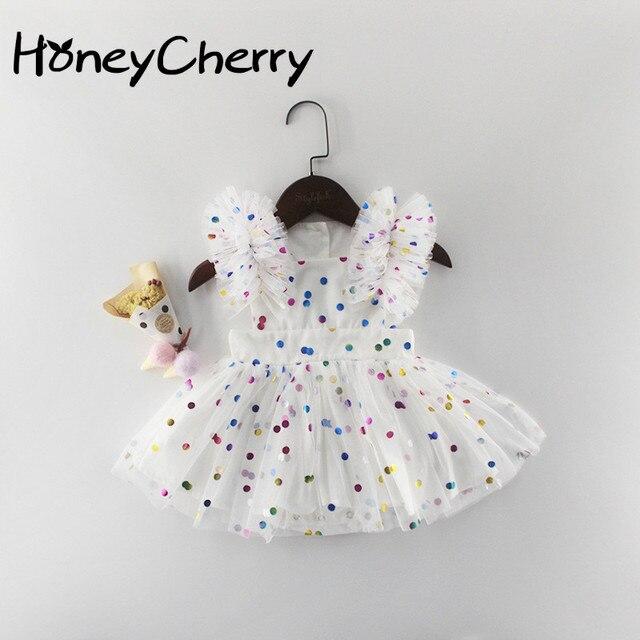 ฤดูร้อนเด็กสีชมพูBodysuitเสื้อผ้าเด็กHot Stampedหน้าจอเส้นด้ายผ้าฝ้ายสามเหลี่ยมHairdressเด็กBodysuits