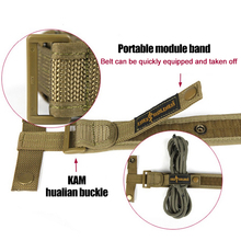Tactical Nylon Belt