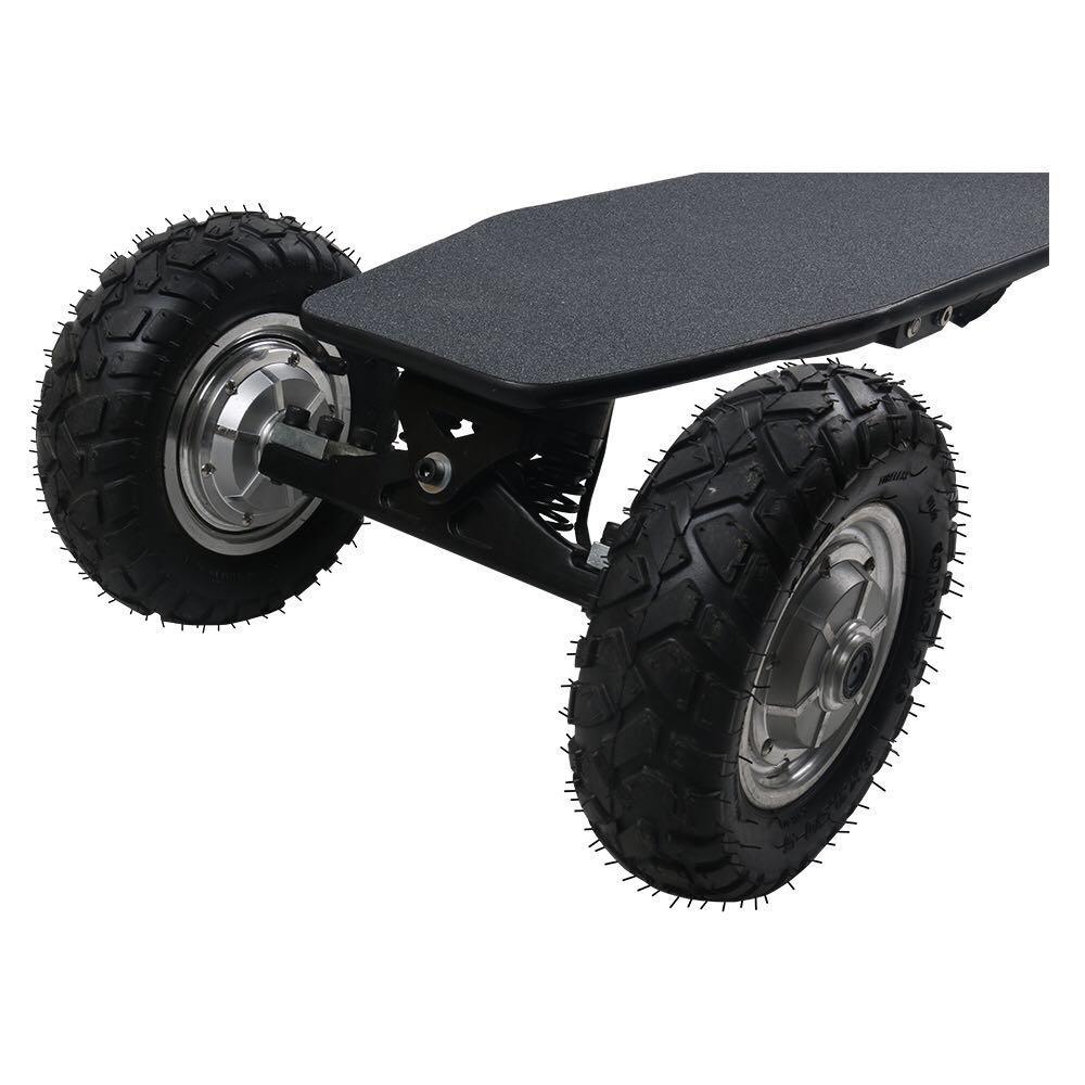 New DIY Off Road Electric Skateboard Truck Mountain Longboard 11 inch Truck Wheels Parts for Off Road Skateboard Downhill Board
