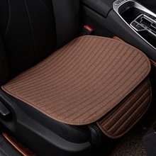 New Car Styling Seat Cover Flax Full Surround Breathable Single Front
