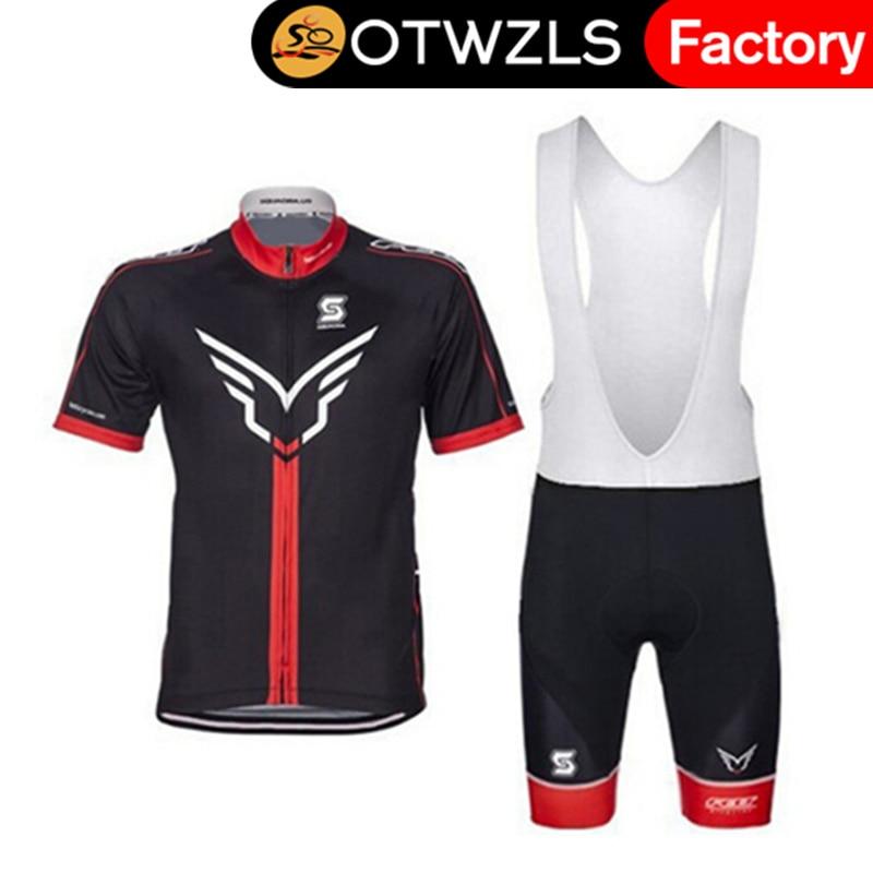 Ropa ciclismo Pro team cycling jersey bib shorts hombre/mtb/bicycle/Cycling clothing hombre cycling set/Men F