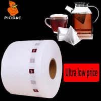 Kaffee Coiled material filter papier tasche Tragbare import Japan label Draht Keine leckage schlacke extraktion Kalten blase Dreieck paket