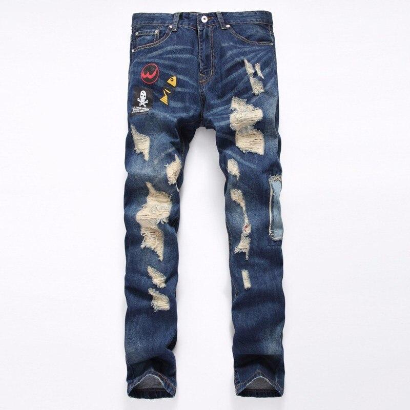 Online Get Cheap Popular Mens Designer Jeans -Aliexpress.com ...