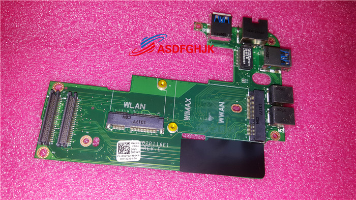 Original FOR Dell Inspiron 14R N4110 Series Audio USB NIC Board 0HGYV2 HGYV2 CN 0HGYV2 DAV02PI16E1