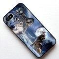 #11285 Волк-Дикая Природа Животных Case Cover, Case для Apple Iphone 4s 5 5s SE 5c 6 6 s 6 плюс 6 s плюс
