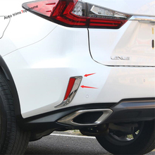 Yimaautotrims Rear Trunk Tail Fog Lamp Lights Foglight Cover Trim Fit For Lexus RX200T RX450H 2016 - 2019 ABS / Chromium Styling negotiation skills in 7 simple steps