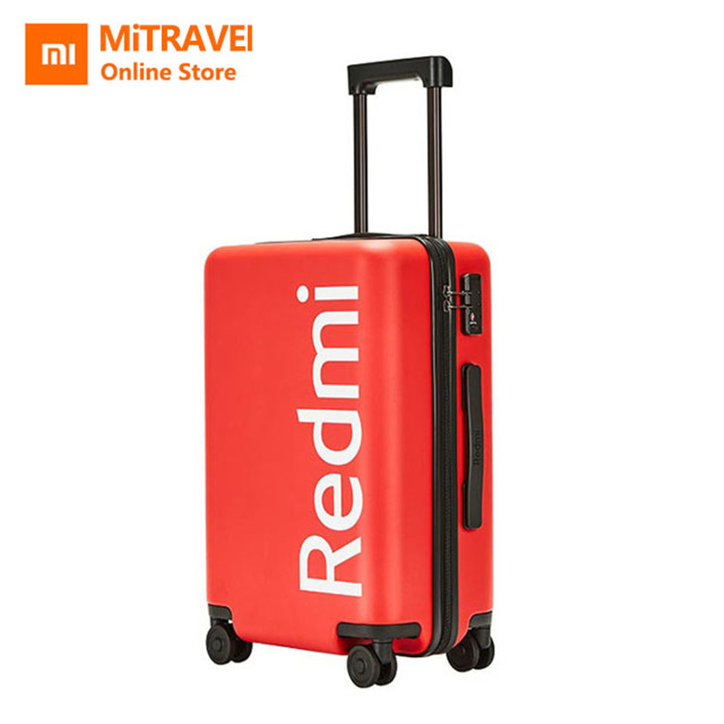 Xiaomi Redmi Suitcase 20inch 38L TSA Lock Spinner Wheel Carry On Travel Luggage Case Unisex