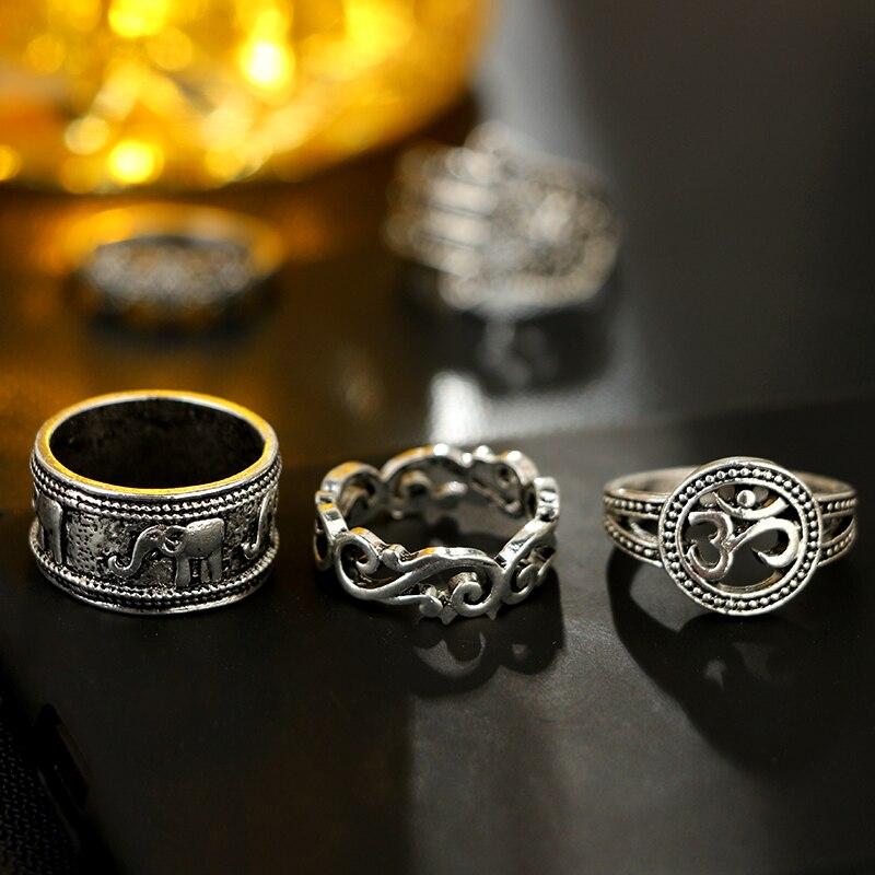 Finger Rings Set