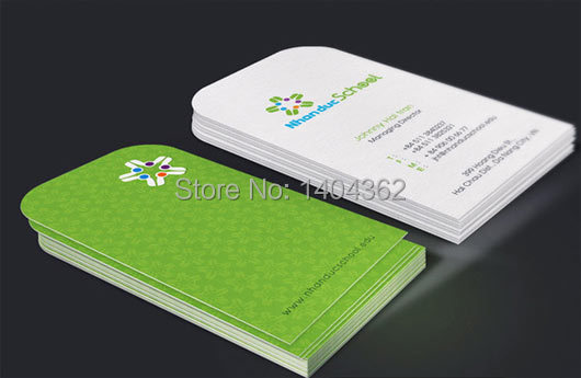 Custom business card printing personalized die cut name card round custom business card printing personalized die cut name card round corners and full color reheart Gallery