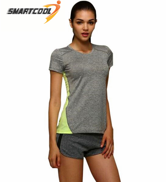 8abeb875b7b US $13.99 |HEHE Women's Fitness Sports t shirt Compression Women Shirt  Ladies Sportswear Fotness Yoga Clothes For Women on Aliexpress.com |  Alibaba ...