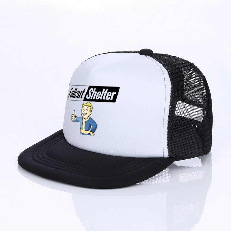 d1955a18bdc3cd ... Pip boy Fallout 76 Baseball Cap America Fallout Shelter Dad Hat Women  Men Vault-TEC ...