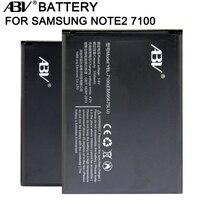 Original ABV High Quality EB595675LU Battery For Samsung Galaxy Note 2 Note2 II N7100 7100 N7105