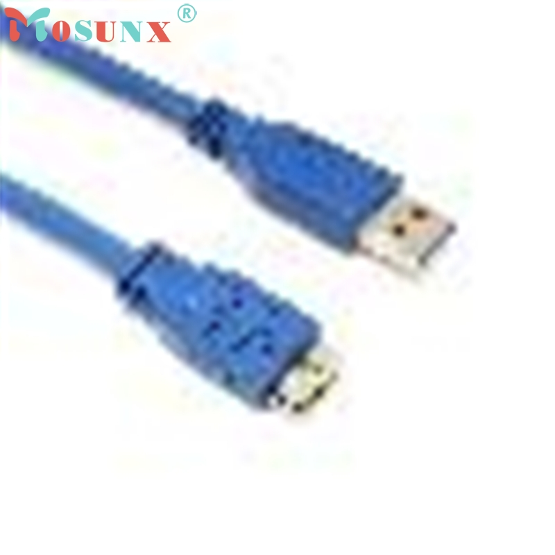 180cm USB 3.0 Type A Male to Micro B Male Extension Cable Cord Adapter KXL0217