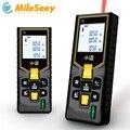 Mileseey Laser Rangefinder 40M 60M 80M 100M Digital laser distance Meter laser Tape measure Diastimeter tester tool