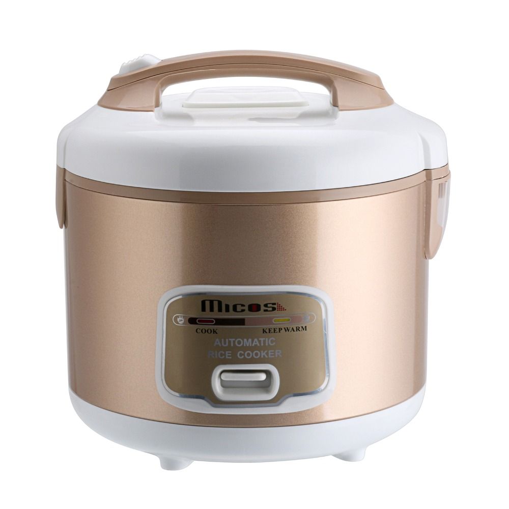 Aliexpress.com : Buy Deluxe 8 Cup (Cooked) 1.8L Rice Cooker 700W Food  Steamer Fashion Gold from Reliable rice cooker white rice suppliers on  WindMax