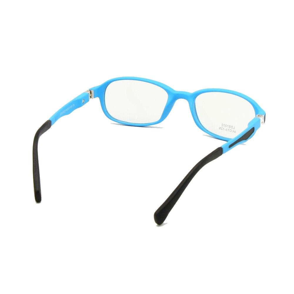 f3df98c554 Children Glasses Frame TR90 Size 44 15 Safe Bendable with Spring Hinge Flexible  Optical Boys Girls Kids Eyeglasses Clear Lenses-in Eyewear Frames from ...