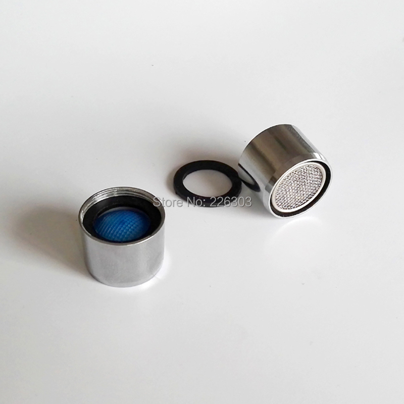 Factory Brass M22 Kitchen Faucet Aerator Chrome Plated Female Water Saving Aerator Suits To Male 22mm Filter Head To Tap
