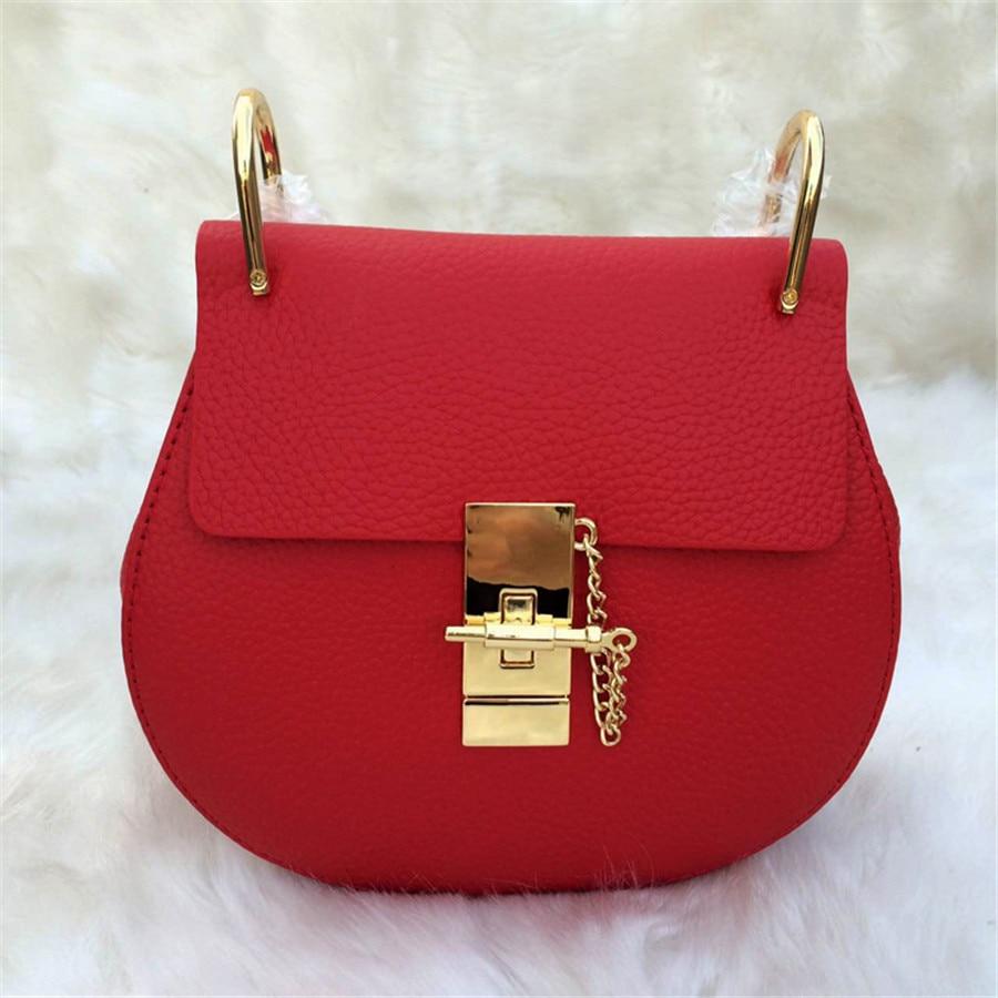 ФОТО  Fashion Brand Chain Woman Bags Genuine Leather Bag Mini Messenger Bag Ladies Crossbody Shoulder Bags Envelope Handbag