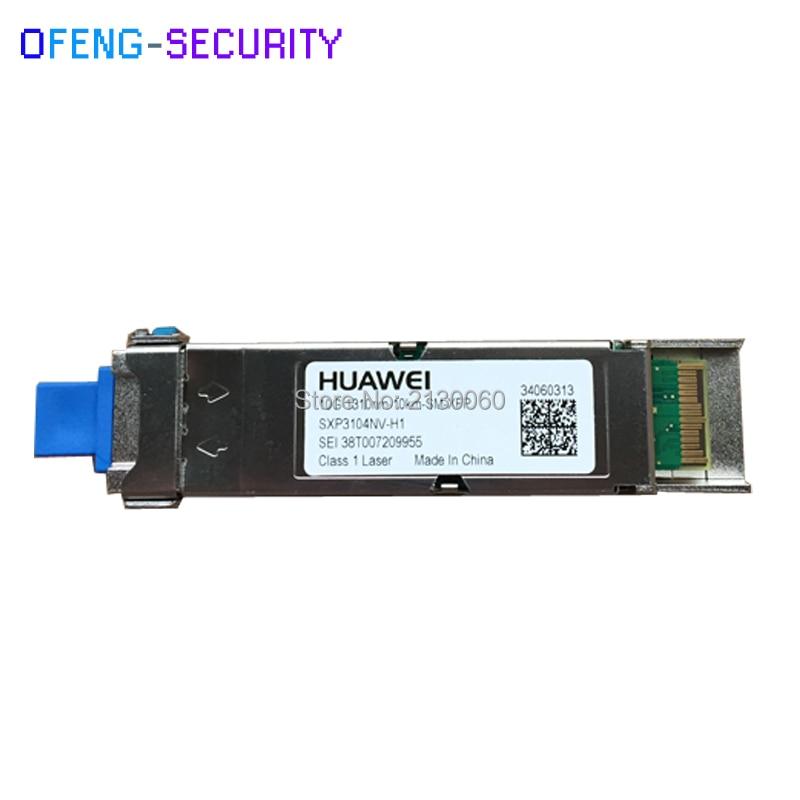 Huawei SFP Modules 10G-1310nm-10km-SM-XFP, Huawei Optical Transceiver SFP Module SXP3104NV-H1