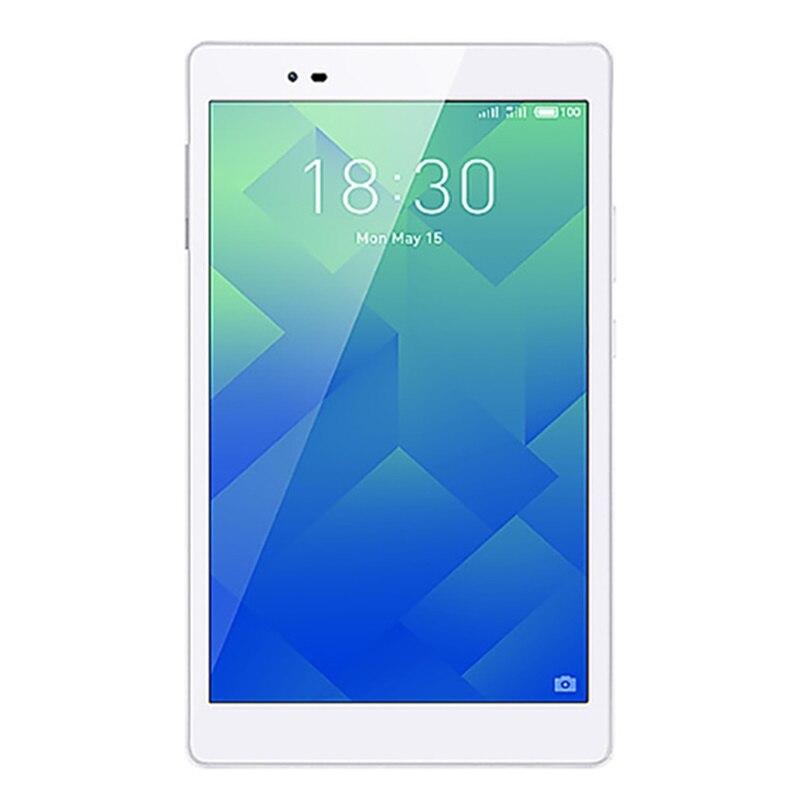 Nouveau blanc Lenovo P8 8.0 pouces tablette PC Android 6.0 Snapdragon 625 2.0 GHz Octa CoreTablet 8703F 2.0 GHz 3 GB RAM 16 GB ROM wifi