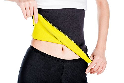 Cn Herb Hot Tummy Belt Waist Slimming Fitness Trimmer Girdle Sport Shirt Body Shaper Free Shipping 3