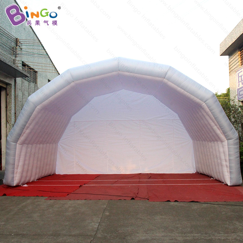 <font><b>Tent</b></font> type inflatable stage cover <font><b>tent</b></font> price 7*5*4m inflatable <font><b>car</b></font> <font><b>garage</b></font> air dome <font><b>tent</b></font> for sale image
