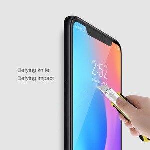 Image 2 - NILLKIN 3D Curved Round Edge Tempered Glass For Xiaomi Mi 8/Mi8 Full Coverage Screen Protector Glass Film For Xiaomi Mi 8 SE