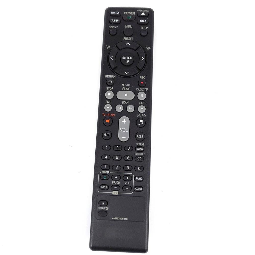Used Original Remote Control Akb37026818 For Lg Tv Remoto Controle Fernbedienung Telecommande Remote Controls Aliexpress