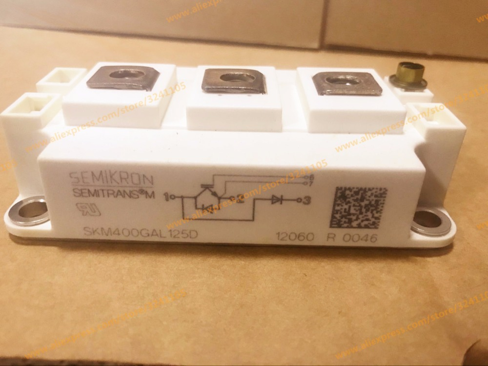 цена на Free shipping  NEW SKM400GAL125D MODULE
