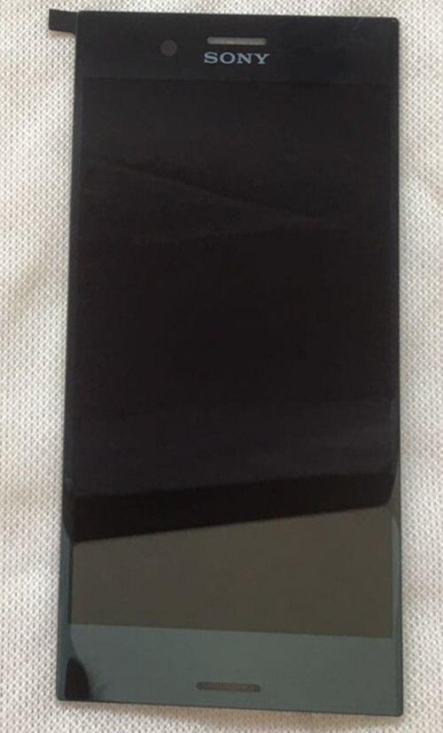 10 pcs noir argent rose rouge LCD pour SONY Xperia XZ Premium affichage écran tactile numériseur assemblée G8142 G8141 pièces de rechange - 3