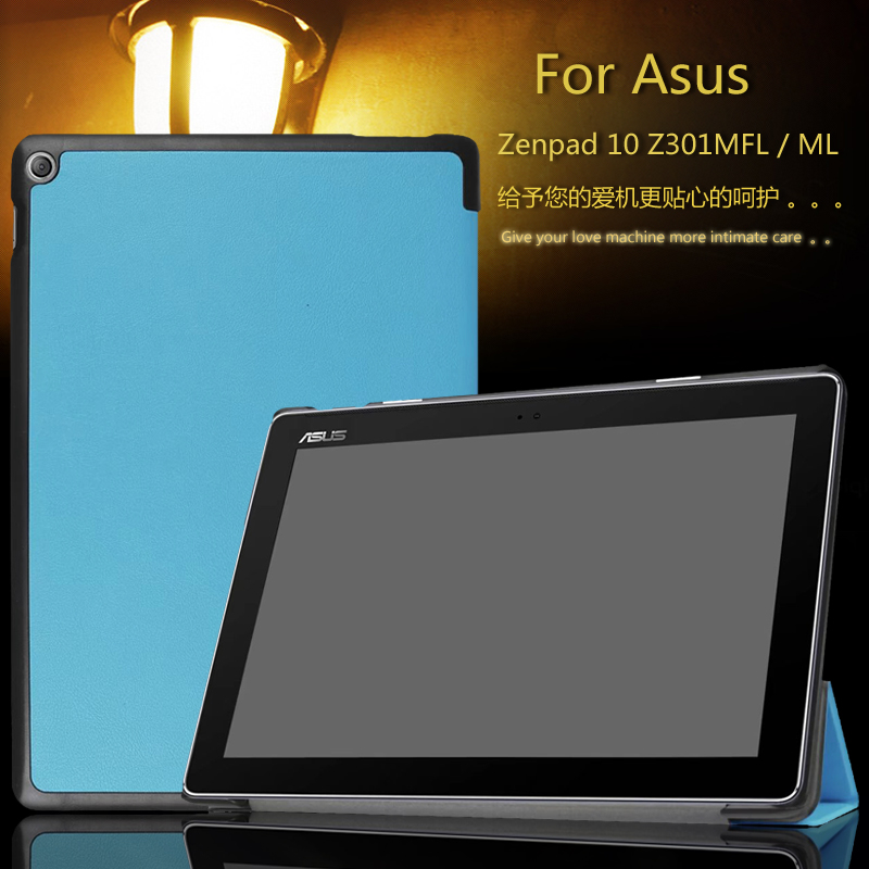 Magnet stand cover case For Asus Zenpad 10 Z300 Z300M Z301 Z301MFL Z301ML 10.1 Tablet PU leather cover protective case + Pen 360 degree rotating pu leather case cover for asus zenpad 10 z300 z300c z300cl z300cg tablet stand case