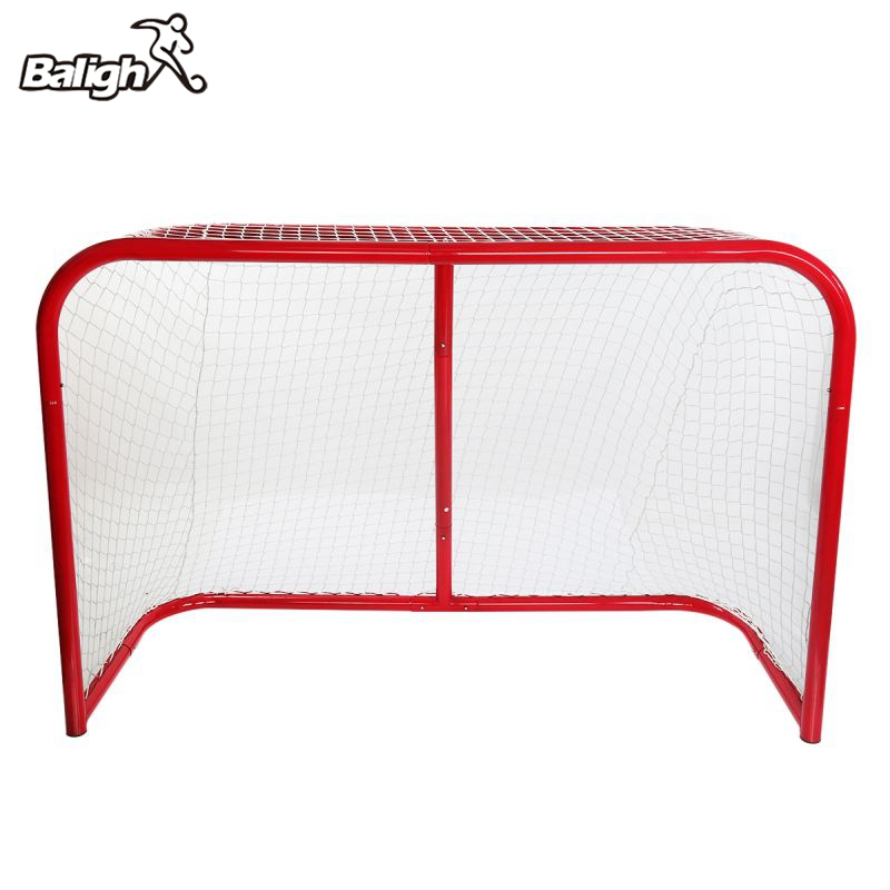 Balight Activities Hockey Soccer Training Net Outdoor Sport Convience Ball Steel Goal