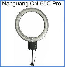 Nanguang CN-65C Pro Fotografía Video Studio luz Fluorescente Continua Macro Anillo de Luz 5400 K 220 V/110 V 65 W Día de Iluminación