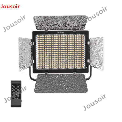 YONGNUO YN320 Photo Studio LED Panel Video Light with Stand Holder High Brightness Video Light for C N DSLR Camera CD50 2018 yongnuo yn320 photo studio led panel video light with stand holder high brightness video light for canon nikon dslr camera