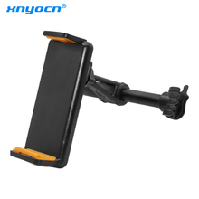 Universal Alloy Car Back Seat 4-11 inch Smart Phone Tablet PC Holder Bracket Mount for iPad 2 3 4 Samsung Tablet Accessories стилус 3 x iphone 3g 3gs 4 4s ipad 2 3 samsung htc tablet pc