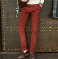 В Японском стиле хит цвет полосатый бархат вельвет брюки пункт цвет тенденция ветра раздел 713-dx01-P50