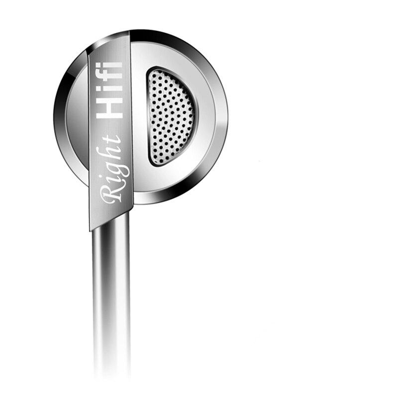 OGV Kulaklık Çinko Alaşım HiFi Kulaklık Kulak Kulaklık fone de - Taşınabilir Ses ve Görüntü - Fotoğraf 5
