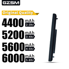 HSW 2600mAh Laptop Battery for Asus A56 A46 K56 K56C K56CA K56CM K46 K46C K46CA K46CM S56 S46 A31-K56 A32-K56 A41-K56 A42-K56 k46cm with i5 cpu gt635m 2gb mainboard for asus a46c k46c k46cb k46cm laptop motherboard 100