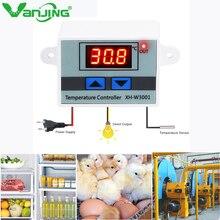12V 24V 110V 220V Digital Temperature Controller Microcomputer Thermostat Switch Incubator Fridge Heating Cooling