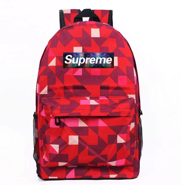 2015 high quality supreme book bag Men and